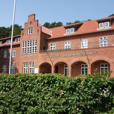 Gebäude der ehemaligen Landwirtschaftsschule