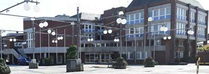 Rathaus Schwarzenbek