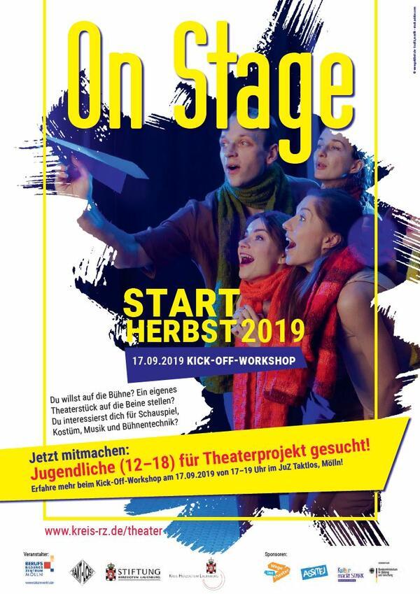 OnStage-Plakat