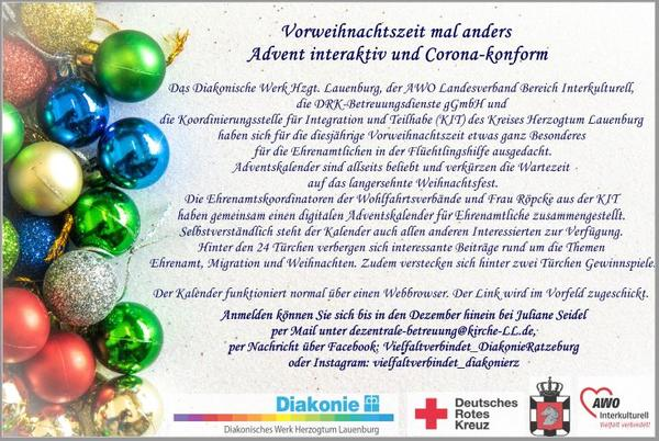 Bild - Digitaler Adventskalender