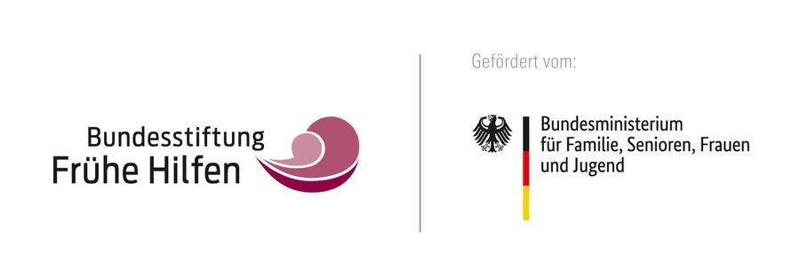 Logoleiste Bundesstiftung FH und BMFSFJ