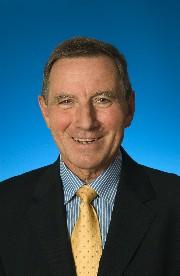Kreispräsident Meinhard Füllner