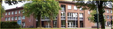 Rathaus der Gemeinde Wentorf b. Hbg.