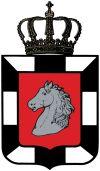 Das Wappen des Kreises Herzogtum Lauenburg