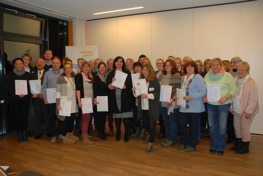 »Qualifizierung pädagogischer Mitarbeiter/-innen an Ganztagsschulen«: