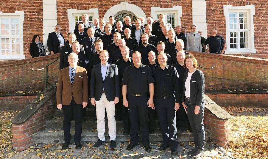 Führungsstab Katastrophenschutzes des Kreises Herzogtum Lauenburg
